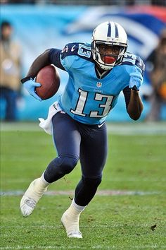 Tennessee Titans Rookie Season Review: WR Kendall Wright