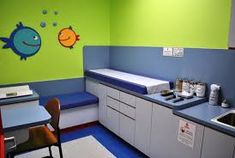 pediatrics exam room - Google Search