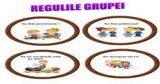 Regulile Grupei in Imagini