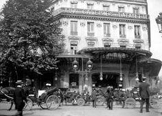 1900 - Les Galeries Lafayette, le grand magasin de Paris