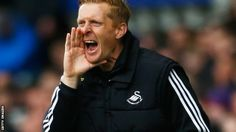 Garry Monk: Swansea boss rues costly five-minute spell at Everton - Article From BBC Website - http://footballfeeder.co.uk/news/garry-monk-swansea-boss-rues-costly-five-minute-spell-at-everton-article-from-bbc-website/