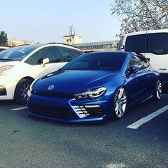 Scirocco R ( Scirocco Volkswagen, Volkswagen Golf R, Luxury Sports Cars, Sport Cars, Scirocco Tuning, Vw Cars, Motorcycle Garage, Car Photos, Car Car