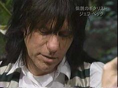 Jeff Beck / NADIA ジェフ・ベック ハシづかいもキレイ! - YouTube