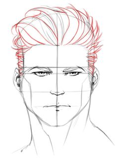 How to Draw Comics | How to Draw Head Portraits 24