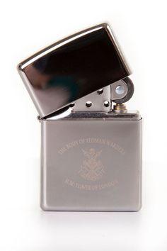 Yeoman Warders Zippo Lighter