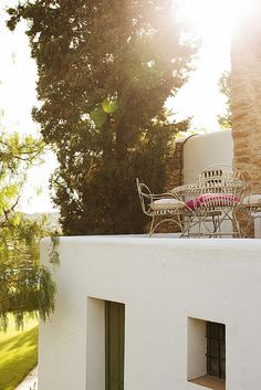 Cas Gasi, stylish rural Ibiza hotel with an organic garden