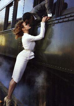 Amor de trem