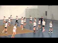 Physical Preparation of a Female Team for European or World Championship by Monique Tijsterman - YouTube