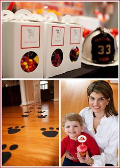 Half Baked – The Cake Blog » Real Party: Fire Truck Birthday