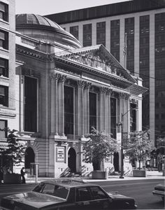 Ameritrust Building (Originally The Cleveland Trust Company), 1988 Cervin Robinson (American, b. 1928)