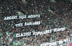 Le PSG se retourne contre les supporters de l'ASSE - http://www.le-onze-parisien.fr/le-psg-se-retourne-contre-les-supporters-de-lasse/