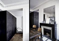 I adore the work of this talent Joseph Dirand Architecture - Poissonnière