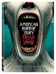 6 FOX TV Favorites Released on Blu-Ray and DVD - American Horror Story Freak Show