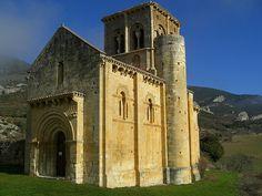 Iglesia románica de San Pedro de Tejada, Burgos