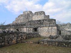 Ruinas de Ek Balam.