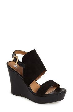 BP. 'Lena' Wedge Sandal available at #Nordstrom