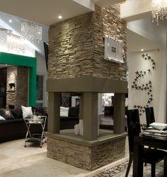 Fireplace Gallery, Stone Veneer, Stone Cladding