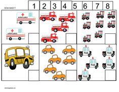 transportation worksheets, lacing, math, numbers, for preschoolers - EMMA'S PLACE Transportation Worksheet, Transportation Theme, Math Numbers, Worksheets, Preschool, Bird, Comics, Kid Garden, Birds