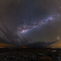 The Milky Way over San Pedro de Atacama.  This is what no light pollution looks like.  I don't think there is a place in the US that is this pristine, simply breathtaking.