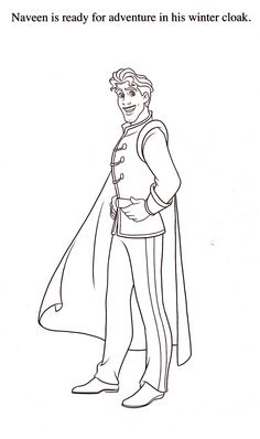 Disney Coloring Pages: Photo Descendants Coloring Pages, Disney Princess Coloring Pages, Disney Princess Colors, Frog Coloring Pages, Coloring Pages For Boys, Boy Coloring, Coloring Books, Free Coloring, Art Drawings For Kids