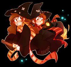 Wizard Twins!