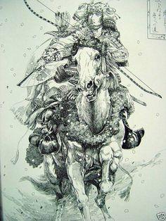 「心は画人ではなく武人」鬼気迫る挿絵。剣豪の末裔、画家・伊藤彦造の仕事