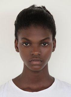 Edna Ferreira   Elite Model Look Angola