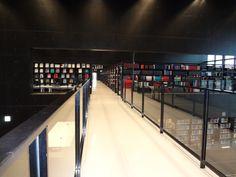 Library of the Utrecht University, The Netherlands