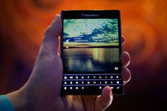 Here's Why Samsung Would Want to Buy BlackBerry