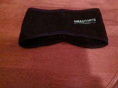 Headband to keep your ears warm