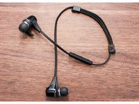 The Jaybird BlueBuds X are impressively small wireless sports earphones that offer a secure fit -- but the $170 price just feels too high. 4 stars - good Price: $144.40 - $169.95 (check prices)