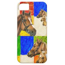 Horse lover I phone 6 case iPhone 5 Cases