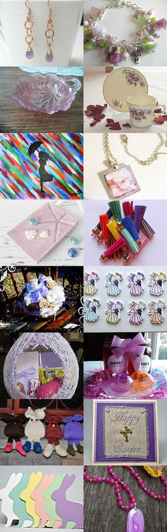 LGC Sweet 16 Treasury by Cindyanne on Etsy--Pinned with TreasuryPin.com