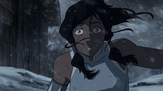 ▼.▼.▼.▼.▼ Korra and badass snow and ice bending vs Amon