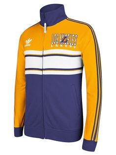 Los Angeles Lakers Original Court Series Track Jacket – Lakers Store 00731e5fe