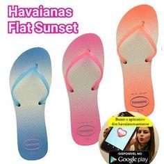 Havaianas fit  #chinelo #linhacompleta #modapravoceesuacasa #megabraz #lojacompleta #havainas #todomundousa #novidade