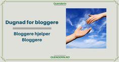 Dugnad - Bloggere hjelper bloggere Boarding Pass