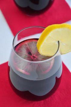 Carrabba's Blackberry Sangria recipe