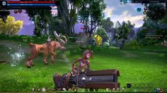 TERA Fate of Arun is a Role Playing MMO Game [MMORPG] featuring Action-focused combat