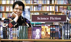 "Octavia E. Butler (1947 - 2006).   She's one of my absolute favorite writers and described herself as  ""comfortably asocial—a hermit in the middle of Seattle—a pessimist if I'm not careful, a feminist, a Black, a former Baptist, an oil-and-water combination of ambition, laziness, insecurity, certainty, and drive.""  Themes of both racial and sexual ambiguity are apparent throughout her work.  I recommend Kindred and Parable of the Sower."