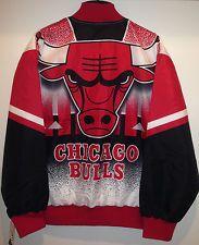 Chicago BULLS Cityscape Jacket by G-III, BULLS Polyester Jacket 2014 - NBA