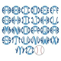 Round Baseball Monogram SVG Cuttable Fonts  for Silhouette Cameo and Cricut Explore machines.  You Get All Letters A-z pictured  Six file formats: JPEG, PDF, EPS, DXF and SVG, and Silhouette Studio Document   Perfect for vinyl projects  Re-distribution and re-selling of this file is prohibited in any format.  Please note that this is a DIGITAL DOWNLOAD file with no physical product included. This is not a true type font or open type font; it has already been converted to vector outline