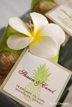 Cute wedding favors! PANDAN COLLECTION-Pandan Boxes-ECO-FRIENDLY PACKAGING