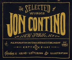 by Jon Contino