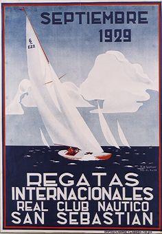 San Sebastián Regatas    1929