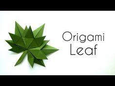 Origami Mandala of 8 details - Origami Tutorial. - YouTube