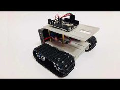 In this tutorial I show you how to make a Wi-Fi controlled robotic tank controlled from a smartphone using Blynk App. In this project an ESP8266 Wemos D1 board was...