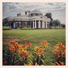 Monticello President Thomas Jefferson Home Charlottesville Virginia IMG_9660