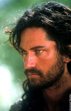Gerard Butler as warrior Attila the Hun for the miniseries 'Attila.'