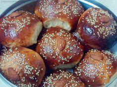 Brioche For Breakfast - Algerian Chrik